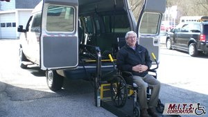 Used Wheelchair Van For Sale: 2010 Ford E-series Van ES Wheelchair Accessible Van For Sale with a  on it. VIN: 1FTNE2EW5ADA32615