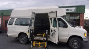 Used Wheelchair Van For Sale: 1992 Ford E-350 LT Wheelchair Accessible Van For Sale with a Non Branded - Please See Description on it. VIN: 1FBJ531H8NHA22801