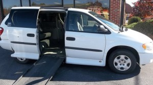 Used Wheelchair Van For Sale: 2003 Dodge Caravan  Wheelchair Accessible Van For Sale with a VMI - Dodge Summit on it. VIN: 1D4GP243X3B266793