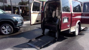 Used Wheelchair Van For Sale: 2000 Chevrolet Express EX Wheelchair Accessible Van For Sale with a Non Branded - Full Size Van Conversion on it. VIN: 1GBFG15R8Y1116611