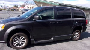 Used Wheelchair Van For Sale: 2018 Dodge Caravan  Wheelchair Accessible Van For Sale with a VMI - Dodge Summit on it. VIN: 2C4RDGCGXJR192452