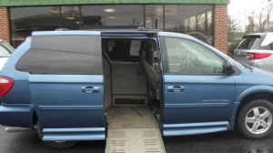 Used Wheelchair Van For Sale: 2005 Dodge Caravan  Wheelchair Accessible Van For Sale with a Non Branded - Please See Description on it. VIN: 2D4GP44L25R345617