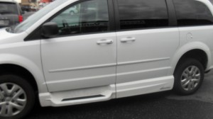 Used Wheelchair Van For Sale: 2017 Dodge Caravan  Wheelchair Accessible Van For Sale with a VMI - Dodge Northstar E on it. VIN: 2C4RDGBGXHR554694