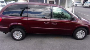 Used Wheelchair Van For Sale: 2003 Chrysler Town & Country  Wheelchair Accessible Van For Sale with a Vision Rear Entry - Vision Rear Entry Power on it. VIN: 2C4GP44353R201408