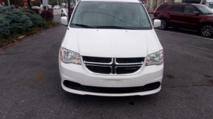 Used Wheelchair Van For Sale: 2016 Dodge Caravan SXT Wheelchair Accessible Van For Sale with a BraunAbility - Dodge Power Rear Entry on it. VIN: 2C4RDGCG7GR172202