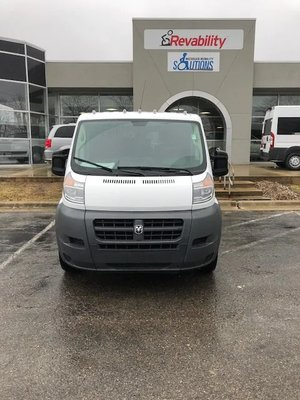 Used Wheelchair Van For Sale: 2018 Ram Promaster Low Roof Wheelchair Accessible Van For Sale with a  on it. VIN: 3C6TRVAG7JE113729