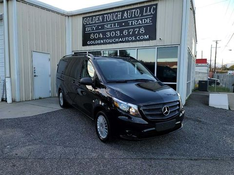 Used Wheelchair Van For Sale: 2017 Mercedes Metris  Wheelchair Accessible Van For Sale with a  on it. VIN: WDAPG2EE1H3310035