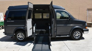 Used Wheelchair Van For Sale: 2016 GMC Savana LT Wheelchair Accessible Van For Sale with a IMS - Side Entry Manual on it. VIN: 1GTW7AFG8G1214674
