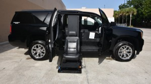 Used Wheelchair Van For Sale: 2016 GMC Yukon  Wheelchair Accessible Van For Sale with a  on it. VIN: 1GKS1FKC0GR172684