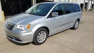 Used Wheelchair Van For Sale: 2011 Chrysler Town & Country Touring Wheelchair Accessible Van For Sale with a ATS ATS Rear Entry on it. VIN: 2A4RR8DG4BR610845