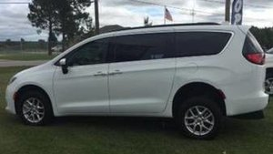 Used Wheelchair Van For Sale: 2017 Chrysler Pacifica Touring Wheelchair Accessible Van For Sale with a Non Branded Please See Description on it. VIN: 2C4RC1DG5HR642923