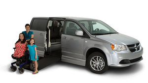 New Wheelchair Van For Sale: 2019 Dodge Grand Caravan S Wheelchair Accessible Van For Sale with a VMI Dodge Northstar E on it. VIN: 2C4RDGBG6HR854572