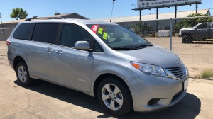 Used Wheelchair Van For Sale: 2016 Toyota Sienna LE Wheelchair Accessible Van For Sale with a Revability - TOYOTA SIENNA ADVANTAGE RE on it. VIN: 5TDKK3DC8GS712742
