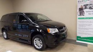 Used Wheelchair Van For Sale: 2015 Dodge Caravan  Wheelchair Accessible Van For Sale with a Revability - DODGE GRAND CARAVAN ADVANTAGE SE on it. VIN: 2C4RDCGC9FR717069