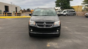 Used Wheelchair Van For Sale: 2019 Dodge Caravan  Wheelchair Accessible Van For Sale with a Commercial Vans - Dodge ADA Entervan on it. VIN: 2C4RDGCG3KR649829