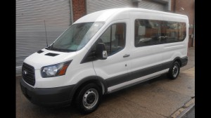 New Wheelchair Van For Sale: 2019 Ford Transit High Roof Wheelchair Accessible Van For Sale with a Non Branded - Mobility Services Transit Ambulette on it. VIN: 1FBAX2CM2HKA01794