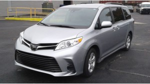 Used Wheelchair Van For Sale: 2018 Toyota Sienna  Wheelchair Accessible Van For Sale with a  on it. VIN: 5TDKZ3DC3JS944068