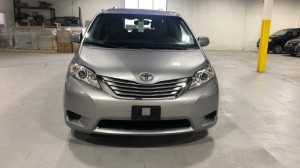 Used Wheelchair Van For Sale: 2017 Toyota Sienna LE Wheelchair Accessible Van For Sale with a FR Wheelchair Vans - Toyota Rear Entry on it. VIN: 5TDKZ3DC7HS775831