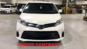 Used Wheelchair Van For Sale: 2019 Toyota Sienna LE Wheelchair Accessible Van For Sale with a FR Wheelchair Vans - Toyota Rear Entry on it. VIN: 5TDKZ3DC3KS003396