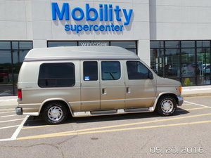 Used Wheelchair Van For Sale: 1999 Ford Econoline  Wheelchair Accessible Van For Sale with a  on it. VIN: 1FDRE14LXXHA25823