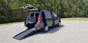 New Wheelchair Van For Sale: 2019 Dodge Grand Caravan SE Wheelchair Accessible Van For Sale with a VMI on it. VIN: 2C4RDGBG3KR585664