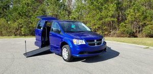 New Wheelchair Van For Sale: 2019 Dodge Grand Caravan SE Wheelchair Accessible Van For Sale with a VMI on it. VIN: 2C7WDGBG2KR584172