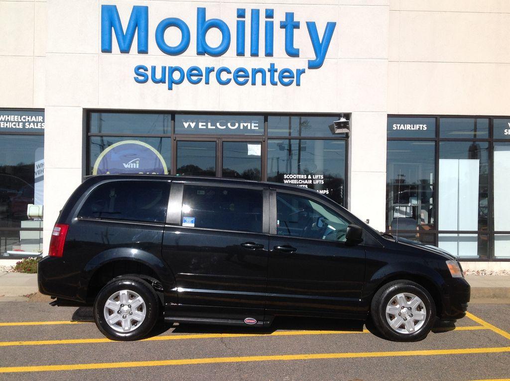 8321725b6d26 Used Wheelchair Van For Sale  2010 Dodge Grand Caravan Wheelchair  Accessible Van For Sale with