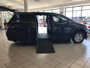 New Wheelchair Van For Sale 2017 Honda Odyssey EX Accessible With