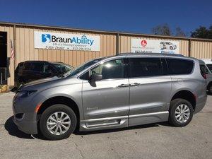 BraunAbility Rampvan XT Wheelchair Van Conversion