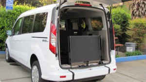 New Wheelchair Van For Sale: 2019 Ford Transit Connect  Wheelchair Accessible Van For Sale with a Nor-Cal Vans - NCV Personal Mobility Transit on it. VIN: NM0GE9E20K1389280