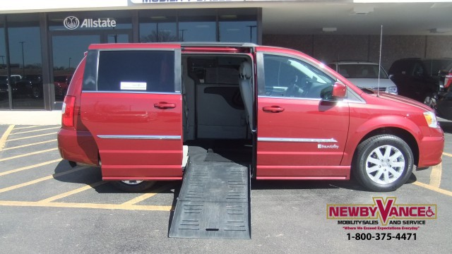 2011 Chrysler Town Country Wheelchair Van For Sale