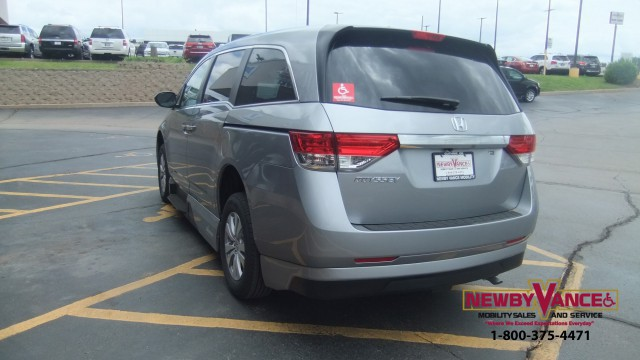 2016 Honda Odyssey Wheelchair Van For Sale Vmi Honda