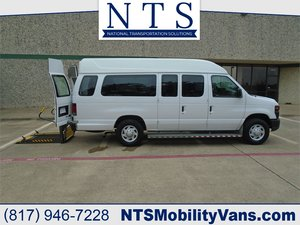 Used Wheelchair Van For Sale: 2012 Ford E-250  Wheelchair Accessible Van For Sale with a  on it. VIN: 1FTNS2EW7CDB20125
