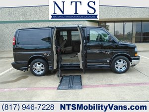 Used Wheelchair Van For Sale: 2003 GMC Savana  Wheelchair Accessible Van For Sale with a  on it. VIN: 1GDFG15T231107382