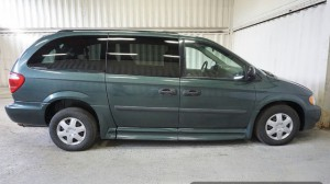 Used Wheelchair Van For Sale: 2006 Dodge Caravan  Wheelchair Accessible Van For Sale with a Non Branded - Please See Description on it. VIN: 1D4GP24R66B578991