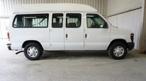 Used Wheelchair Van For Sale: 2008 Ford E-150 Cargo Van Wheelchair Accessible Van For Sale with a Non Branded - Please See Description on it. VIN: 1FTNE14W18DB43040