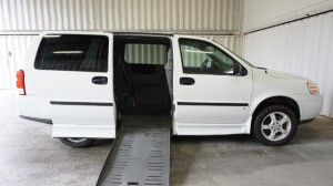 Used Wheelchair Van For Sale: 2008 Chevrolet Uplander EL Wheelchair Accessible Van For Sale with a Non Branded - Please See Description on it. VIN: 1GBDV13W98D198112