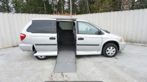 Used Wheelchair Van For Sale: 2005 Dodge Caravan  Wheelchair Accessible Van For Sale with a Non Branded - Please See Description on it. VIN: 1D4GP24R15B398400