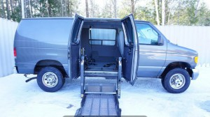 Used Wheelchair Van For Sale: 2006 Ford E-250  Wheelchair Accessible Van For Sale with a Non Branded - Please See Description on it. VIN: 1FTNE24W56HA22751