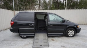 Used Wheelchair Van For Sale: 2007 Dodge Caravan  Wheelchair Accessible Van For Sale with a Non Branded - Please See Description on it. VIN: 1D4GP24R37B104823