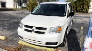 Used Wheelchair Van For Sale: 2008 Dodge Caravan  Wheelchair Accessible Van For Sale with a VMI - Dodge Summit on it. VIN: 2D8HN44H28R677369