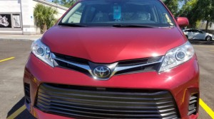 New Wheelchair Van For Sale: 2019 Toyota Sienna LE Wheelchair Accessible Van For Sale with a VMI - Toyota NorthstarAccess360 on it. VIN: 5TDKZ3DC2KS972526