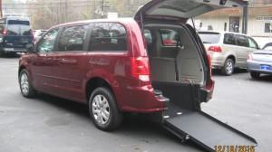New Wheelchair Van For Sale 2017 Dodge Grand Caravan SE Accessible