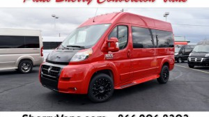 New Wheelchair Van For Sale 2017 Ram Promaster Cargo Accessible