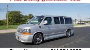 Used Wheelchair Van For Sale: 2012 Chevrolet Express LT Wheelchair Accessible Van For Sale with a  on it. VIN: 1GBSGDC45C1193677