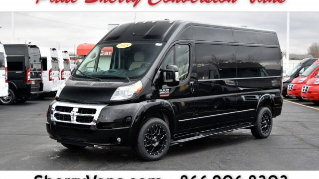 New Wheelchair Van For Sale 2018 Ram Promaster Cargo Accessible