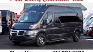 New Wheelchair Van For Sale: 2018 Ram Promaster High Roof Wheelchair Accessible Van For Sale with a  on it. VIN: 3C7WRVPG4JE133579