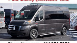 New Wheelchair Van For Sale: 2018 Ram Promaster High Roof Wheelchair Accessible Van For Sale with a  on it. VIN: 3C7WRVPG0JE148077