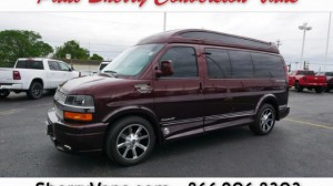 Used Wheelchair Van For Sale: 2017 Chevrolet Express LT Wheelchair Accessible Van For Sale with a  on it. VIN: 1GCWGAFG5H1295358