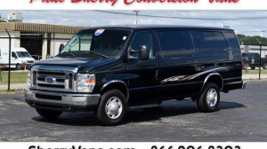 Used Wheelchair Van For Sale: 2014 Ford E-350 XL Wheelchair Accessible Van For Sale with a  on it. VIN: 1FBSS3BLXEDA10714